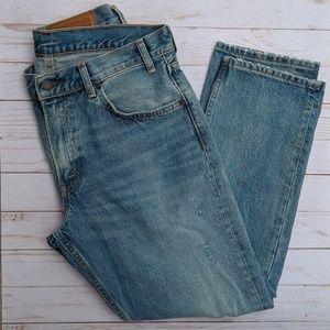 Levi's 505 straight leg jeans, size 31 (10)